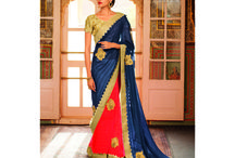 Laxmipati Catalogs SHYAMASAKHI / Buy Laxmipati Catalogs SHYAMASAKHI for your special occasion like engagement, evening, party, wedding wear chiffon sarees at very affordable prices.