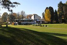 Il Club / Il Golf Club Carimate nasce nel 1961 sui 60 ettari del parco secolare del Castello omonimo a venti minuti dal centro di Como.