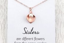 sisters present