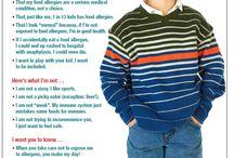 allergy fact sheet