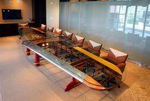plane furniture