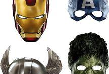 Avengers Party Ideas