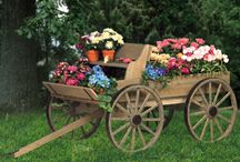 garden wagon ideas