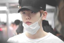 baekhyun; im loving angels instead