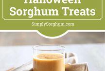 Spooktacular Sorghum Recipes / Halloween recipes everyone will love!