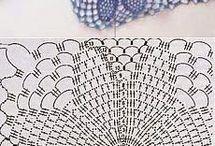 Shawls / Knitt & crochet