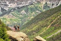 Steven Cox Instagram Photos One of my favorite pics from #Telluride.  #mountains #nature #hiking