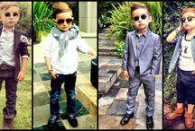 Fashion: Stylish Kids