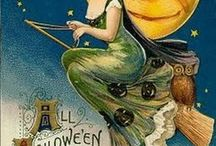 Halloween cards and pictures / by Robin Ables