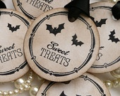 Gift tags - Halloween