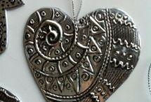 Metal Art / Metal art, repousse, foil embossing, art metal lessons, drawing and metal