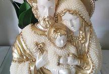 Sagrada Família Em Gessosagrada familia