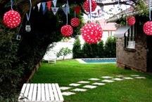 Outdoor Living / by Estella Rivera