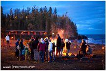 Fall Weddings - Lutsen Resort on Lake Superior