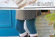 CLOTHING IDEAS / by Linda Nirschl