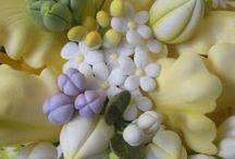 výroba kvetov a kytíc...super!