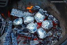 grill ételek