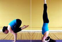 Yoga / by Kayla Rowland