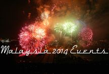 Malaysia Events Guide 2014 / These are the top events to get you over to Malaysia for 2014.