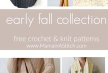 Knitting/crochet collections