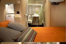 airstream, ittle house , card