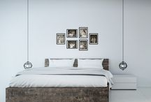 Bedroom Collection / Timeless poetical portraits to reconnect to the natural world and your own wildness while adding a vintage look to your walls and create a sense of harmony, calm and peacefulness around you.  The collection includes 6 black frames with photos by the talented fine art photographer Erika Masterson, ready to hang.  Our suggestion: this is a perfect set for your bedroom. Arrange the artworks as you like to best fit your space.