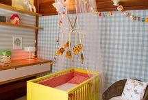 Quarto de Bebê / Design de Interiores