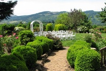 Outdoor Wedding Venues in Portland, Oregon / Outdoor Wedding Venues in the Portland, Oregon metro area and surroundings, including Beaverton, Hillsboro, Gresham, Troutdale, Tualatin, Lake Oswego, Aloha, Oregon City, West Linn, Sandy, Vancouver WA, Camas WA, all the way to the Coast and the Gorge.