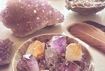 Kryštály,kamene