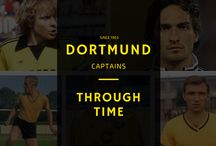 Dortmund captains through time