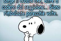 Snoopy umorismo