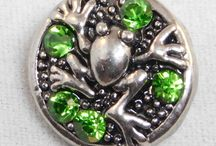 Charms / Chunk, snap charms for bracelets, necklaces, earrings and rings