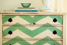 painted furniture / by Jeanne Nix