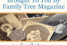 Family Tree / Family History, Genealogy