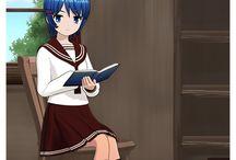 朗読少女β〜ブラウザ朗読アプリ / 私が朗読してあるじさんに聞いてもらえてうれしいです。 それにしてもこの本を選ぶなんて、あるじさんって……通ですね。ふふっ。今日もよろしくお願いします。/ミステリアスなおっとり文学少女・乙葉しおりちゃんが、あるじさんのために朗読します。 http://roudokushoujo.com/