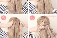 Hair styles that I love