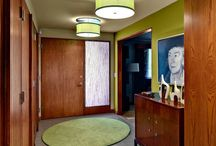 Mid century modern / Ideas of colours and styles