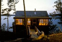 I love cabins / by Caitlin Storck