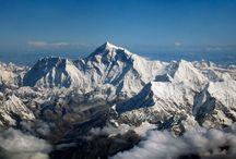 Montanhas / Escalada