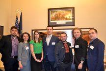 Meeting the U.S. Congress