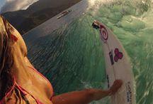 Surf,Beach&Waves