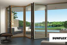 Dealer van / Bouwbedrijf de Jong is dealer van de topproducten Sunflex vouwsystemen, Knipping kozijnen en Solarlux zonwering. Top kwaliteit! http://www.bouwbedrijf-dejong.nl/