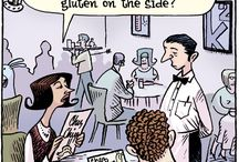 Allergy & Medical Funnies / Adding some humor to a serious situation. While allergies are certainly not a joke, we try to find humor to help us cope.