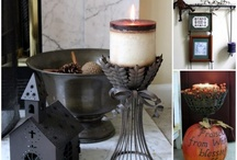 Decor Accessories / by Deb Wolf
