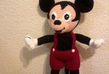 Mickey et mini