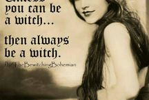 Witchy Quotes and Inspiration - Witches of Etsy team / Inspirational sayings and witchy quotes, pinned by members of the Witches of Etsy team.
