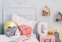 Lara's slaapkamer