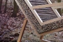 Design / How designers and architects have shaped furniture and products for everyday life. Sometimes inspired by new materials. Always driven to enhance the quality of life. Innovate, and don't imitate.