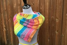 Crochet mini skein projects