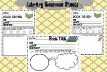 Library / by Tlynn Barnes